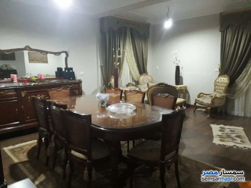 Photo 4 - Apartment 3 bedrooms 2 baths 205 sqm super lux For Sale Fifth Settlement Cairo