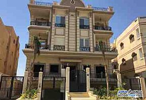 Ad Photo: Apartment 3 bedrooms 2 baths 400 sqm extra super lux in Fifth Settlement  Cairo