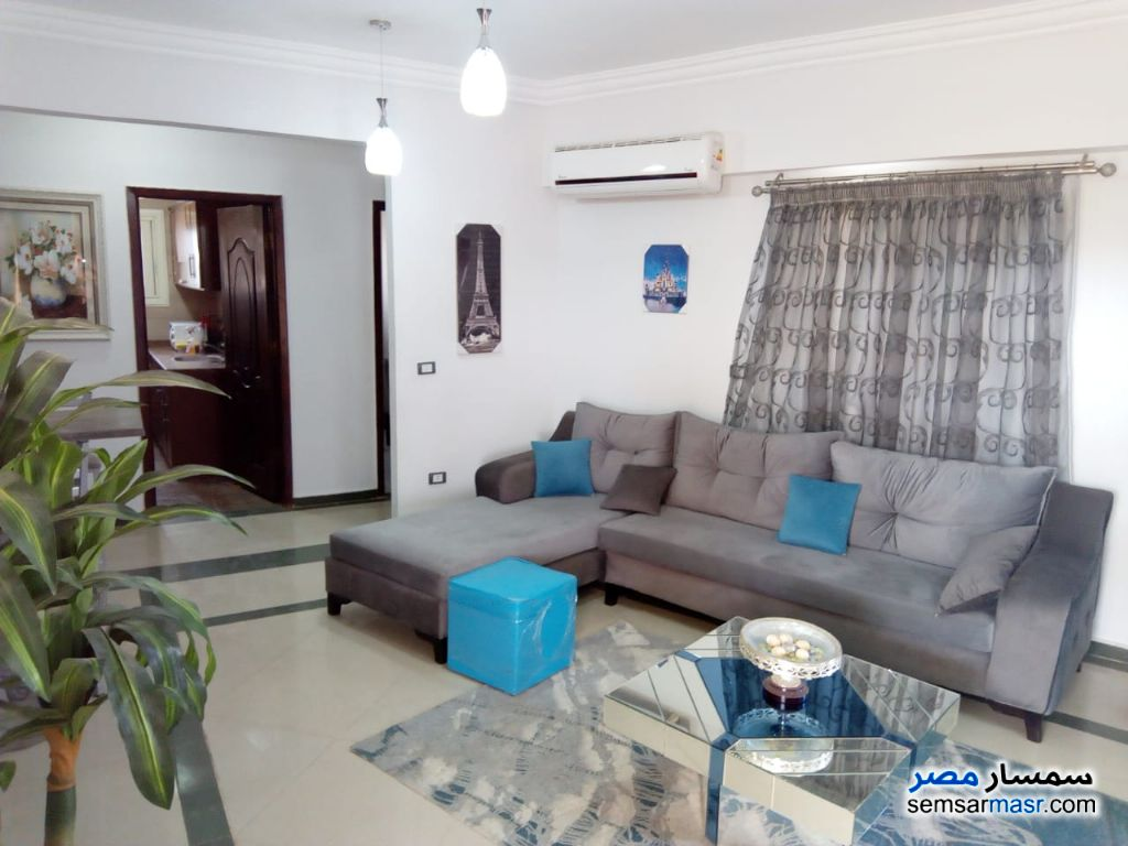 Photo 16 - Apartment 3 bedrooms 2 baths 100 sqm super lux For Rent Fifth Settlement Cairo