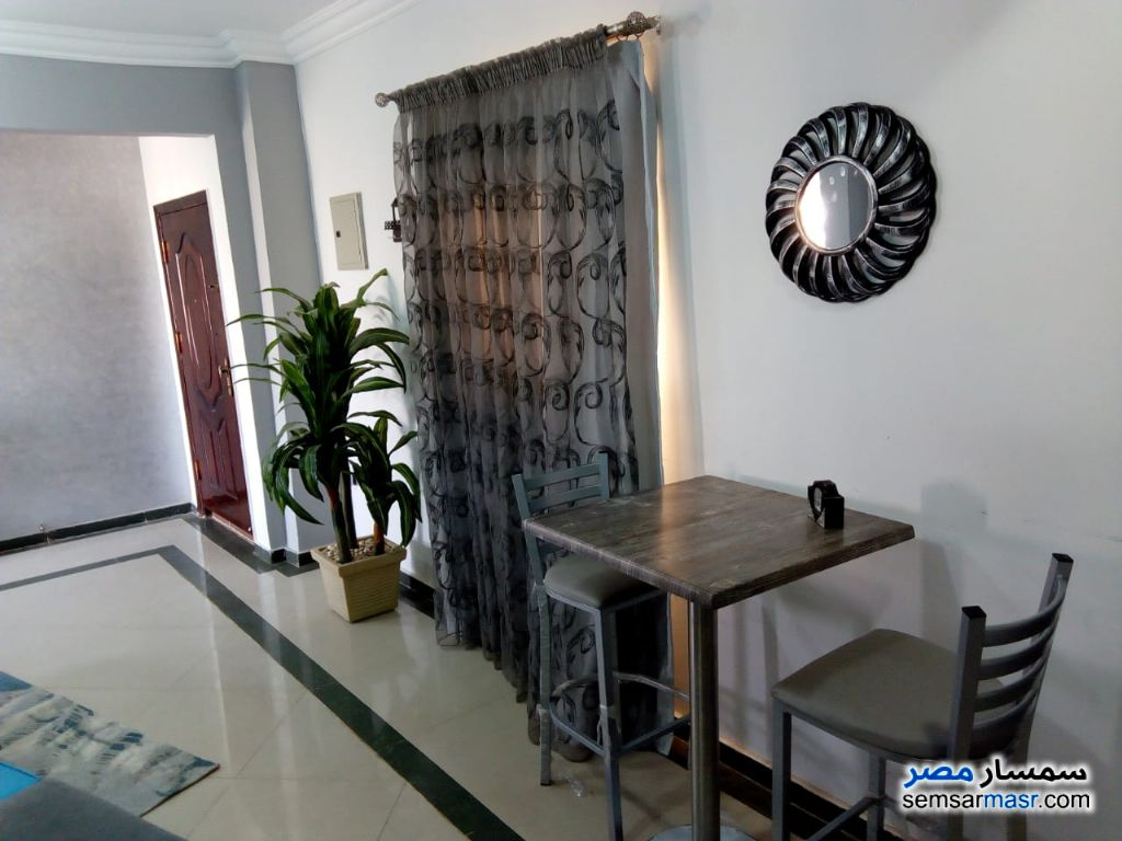 Photo 18 - Apartment 3 bedrooms 2 baths 100 sqm super lux For Rent Fifth Settlement Cairo