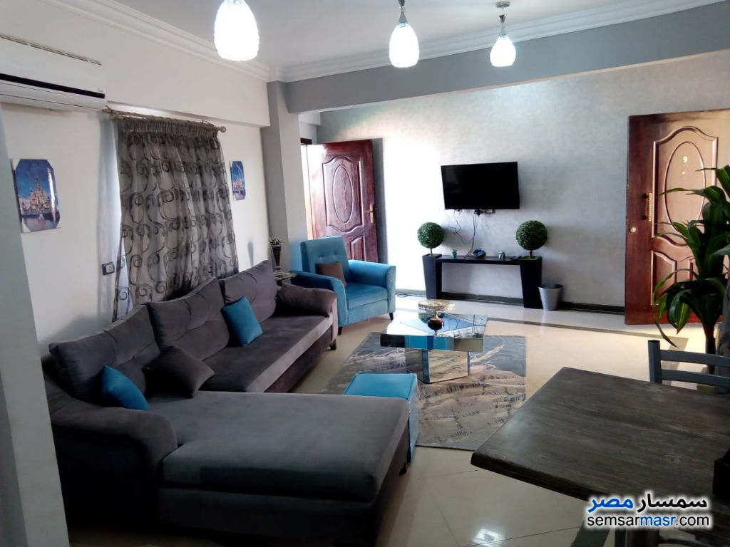 Photo 7 - Apartment 3 bedrooms 2 baths 100 sqm super lux For Rent Fifth Settlement Cairo