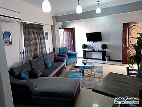 Apartment 3 bedrooms 2 baths 100 sqm super lux For Rent Fifth Settlement Cairo - 7