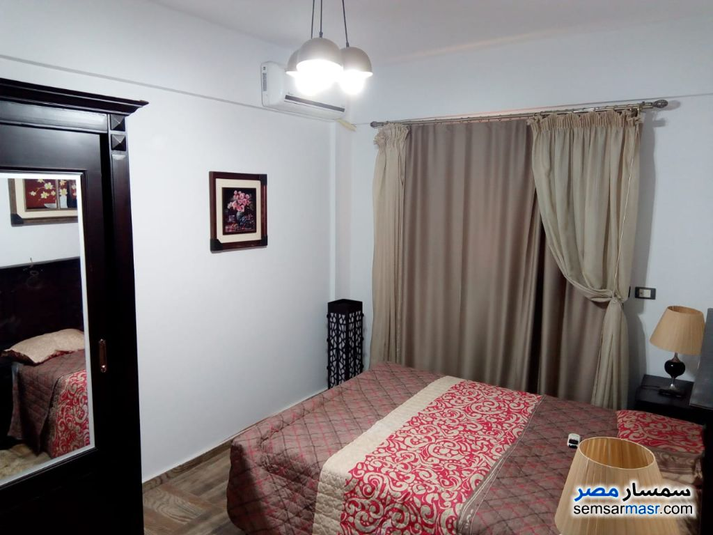 Photo 15 - Apartment 3 bedrooms 2 baths 100 sqm super lux For Rent Fifth Settlement Cairo