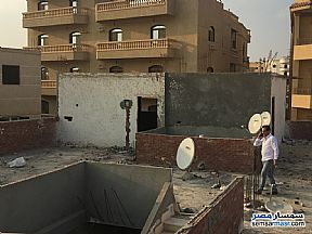 Ad Photo: Apartment 2 bedrooms 1 bath 400 sqm without finish in El Ubour City  Qalyubiyah