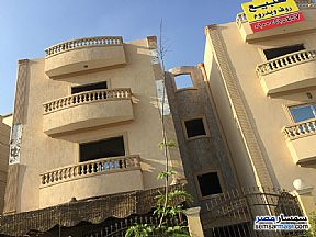 Ad Photo: Villa 2 bedrooms 1 bath 400 sqm semi finished in El Ubour City  Qalyubiyah