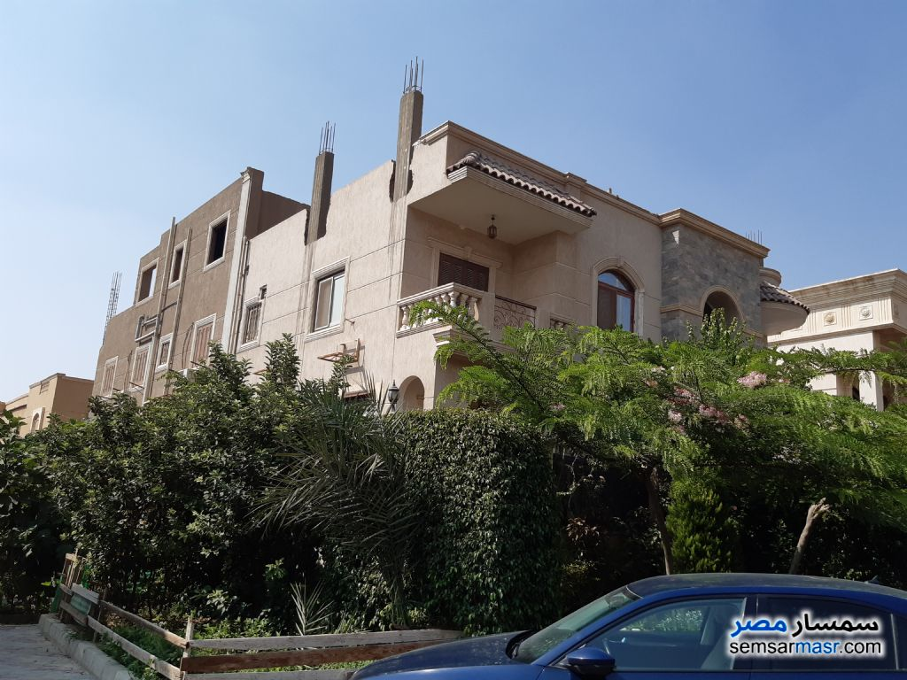 Photo 2 - Apartment 4 bedrooms 4 baths 380 sqm semi finished For Sale First Settlement Cairo