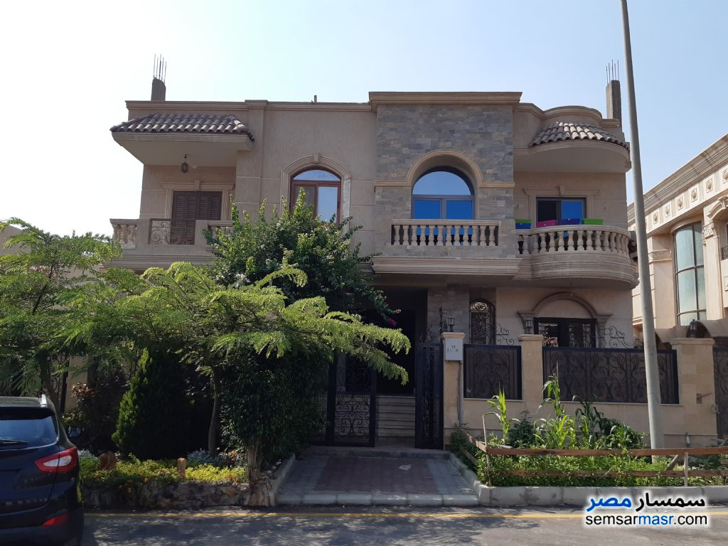 Photo 1 - Apartment 4 bedrooms 4 baths 380 sqm semi finished For Sale First Settlement Cairo