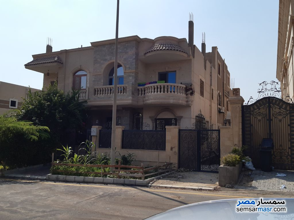 Photo 4 - Apartment 4 bedrooms 4 baths 380 sqm semi finished For Sale First Settlement Cairo
