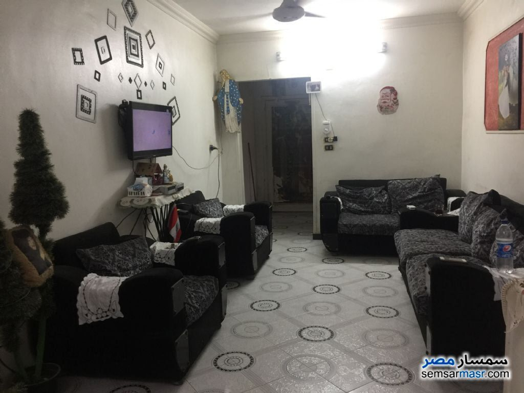 Ad Photo: Apartment 3 bedrooms 1 bath 90 sqm lux in Old Cairo  Cairo