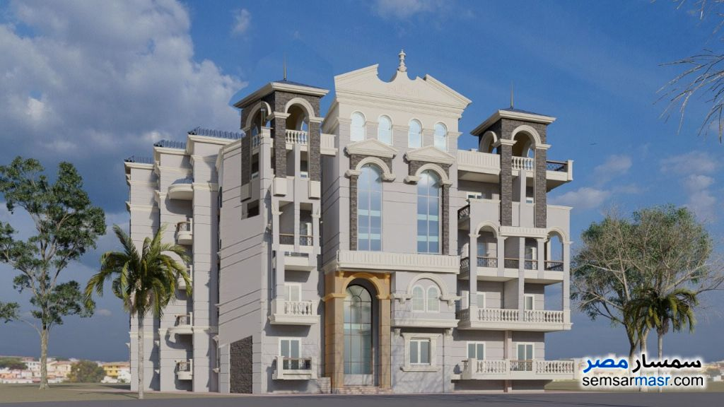 Ad Photo: Apartment 3 bedrooms 3 baths 175 sqm semi finished in Districts  6th of October