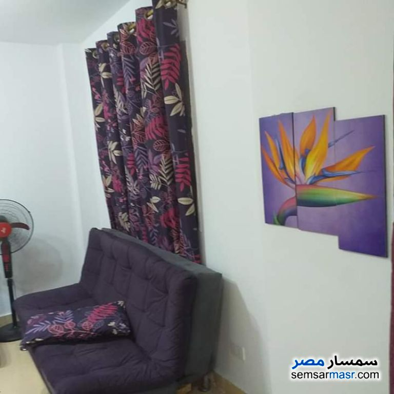 Photo 2 - Apartment 1 bedroom 1 bath 50 sqm super lux For Rent Madinaty Cairo