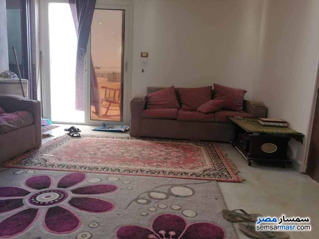 Photo 1 - Apartment 1 bedroom 1 bath 60 sqm super lux For Rent New Nozha Cairo