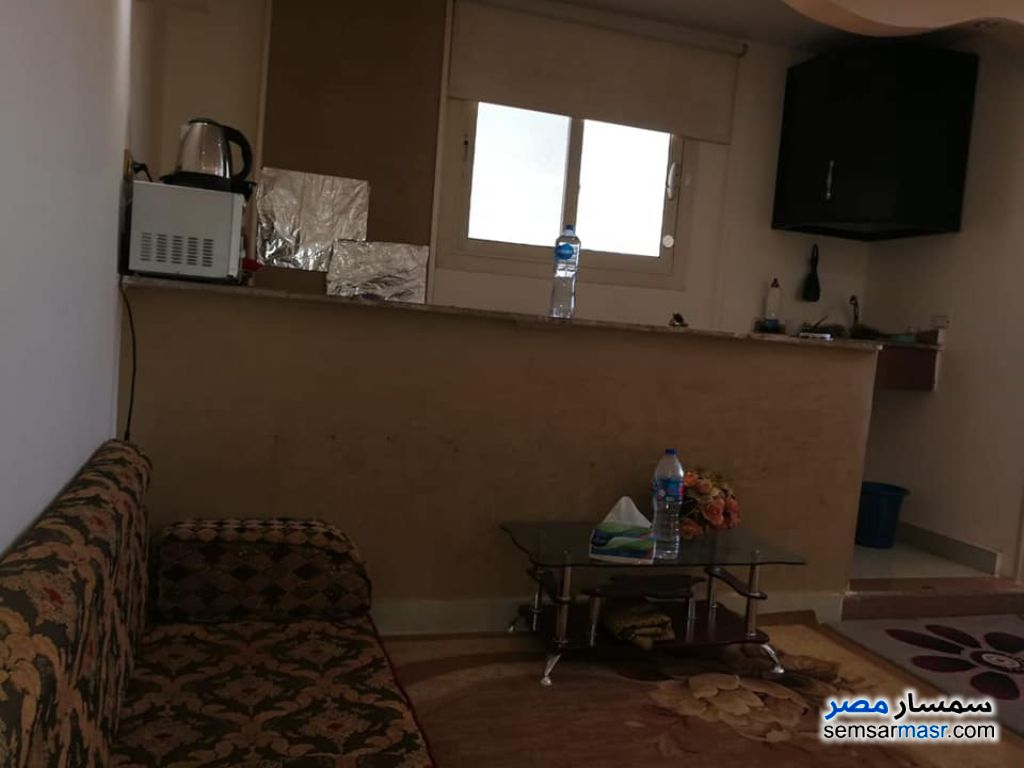 Photo 6 - Apartment 1 bedroom 1 bath 60 sqm super lux For Rent New Nozha Cairo