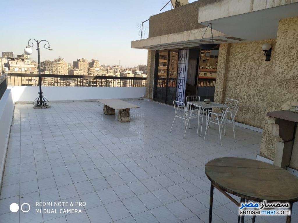Photo 5 - Apartment 1 bedroom 1 bath 150 sqm extra super lux For Rent Mohandessin Giza