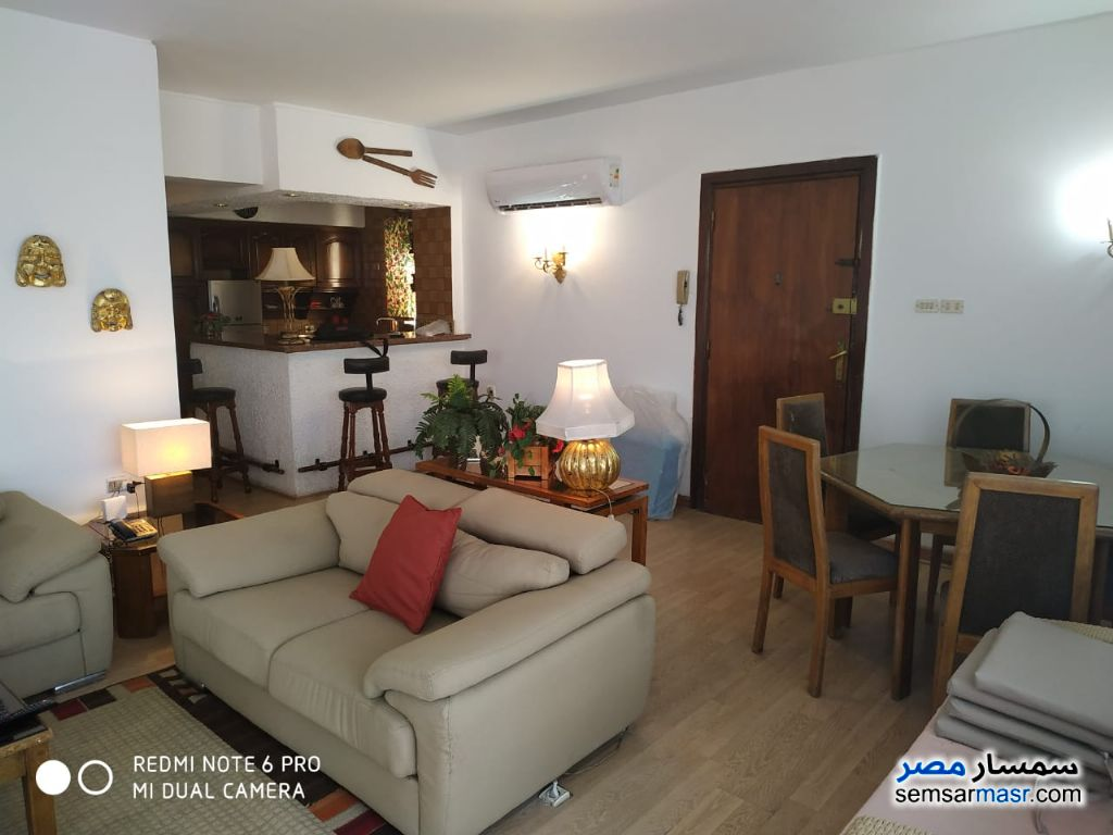 Photo 6 - Apartment 1 bedroom 1 bath 150 sqm extra super lux For Rent Mohandessin Giza