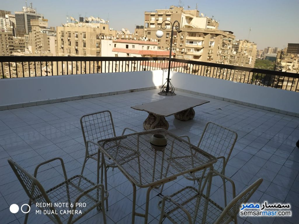Photo 7 - Apartment 1 bedroom 1 bath 150 sqm extra super lux For Rent Mohandessin Giza
