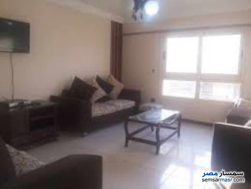Photo 1 - Apartment 1 bedroom 1 bath 50 sqm super lux For Rent Giza District Giza