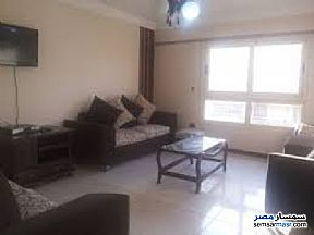 Apartment 1 bedroom 1 bath 50 sqm super lux For Rent Giza District Giza - 1