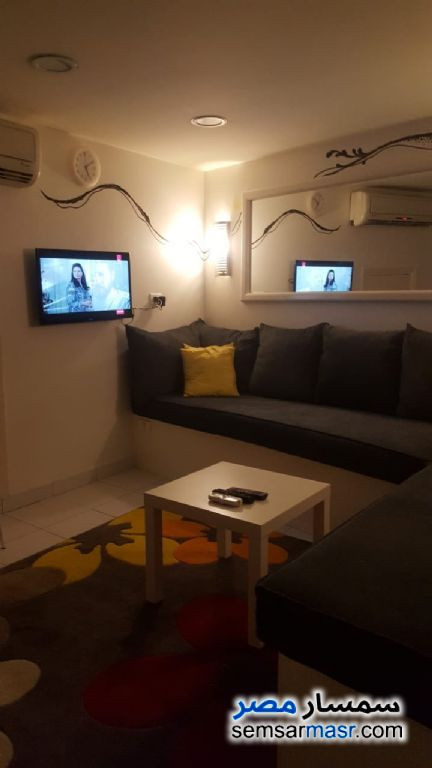 Photo 2 - Apartment 1 bedroom 1 bath 90 sqm extra super lux For Rent Dokki Giza