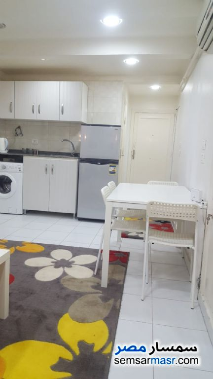 Photo 3 - Apartment 1 bedroom 1 bath 90 sqm extra super lux For Rent Dokki Giza