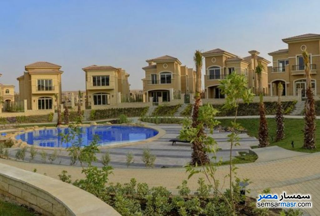 Photo 2 - Villa 5 bedrooms 5 baths 480 sqm semi finished For Sale Fifth Settlement Cairo
