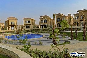 Villa 5 bedrooms 5 baths 480 sqm semi finished For Sale Fifth Settlement Cairo - 2