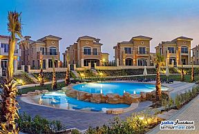 Villa 5 bedrooms 5 baths 480 sqm semi finished For Sale Fifth Settlement Cairo - 3