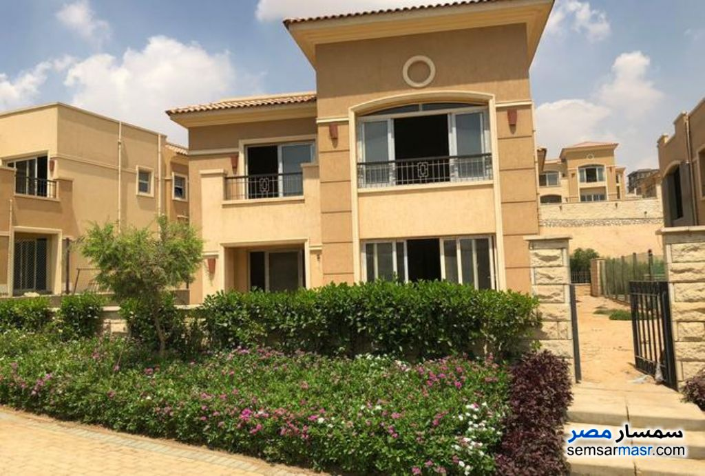 Photo 7 - Villa 5 bedrooms 5 baths 480 sqm semi finished For Sale Fifth Settlement Cairo