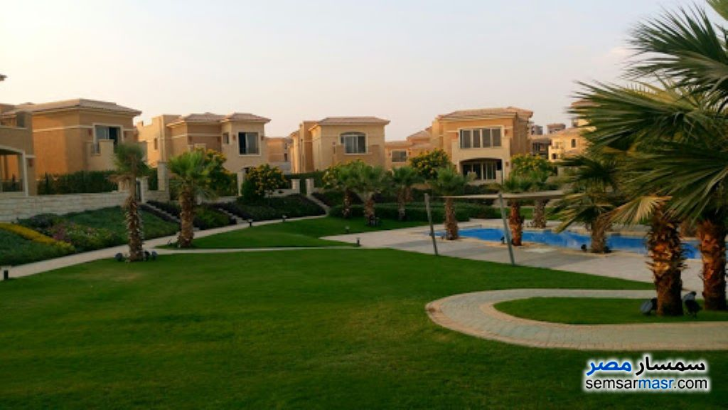 Photo 9 - Villa 5 bedrooms 5 baths 480 sqm semi finished For Sale Fifth Settlement Cairo