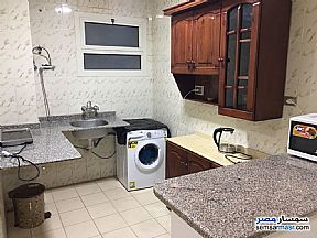 Apartment 2 bedrooms 1 bath 100 sqm extra super lux For Rent Hurghada Red Sea - 14