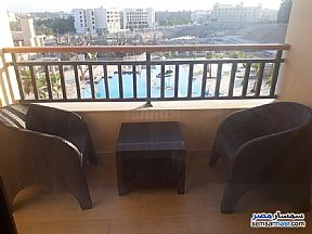 Apartment 2 bedrooms 1 bath 100 sqm extra super lux For Rent Hurghada Red Sea - 12