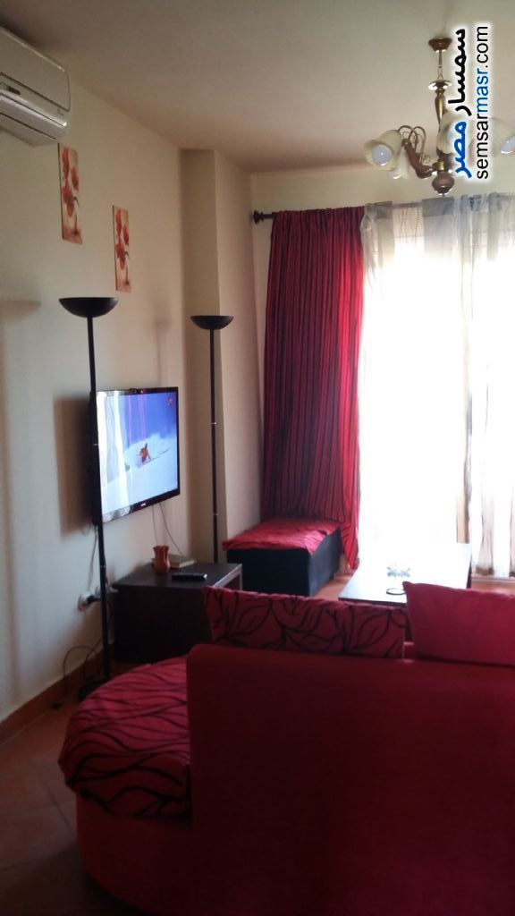 Apartment 2 bedrooms 2 baths 80 sqm extra super lux For Rent North Coast Matrouh - 9
