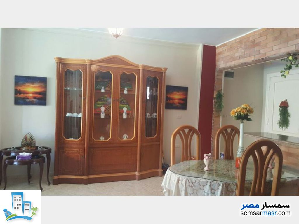 Apartment 3 bedrooms 2 baths 262 sqm super lux For Rent North Coast Alexandira - 10