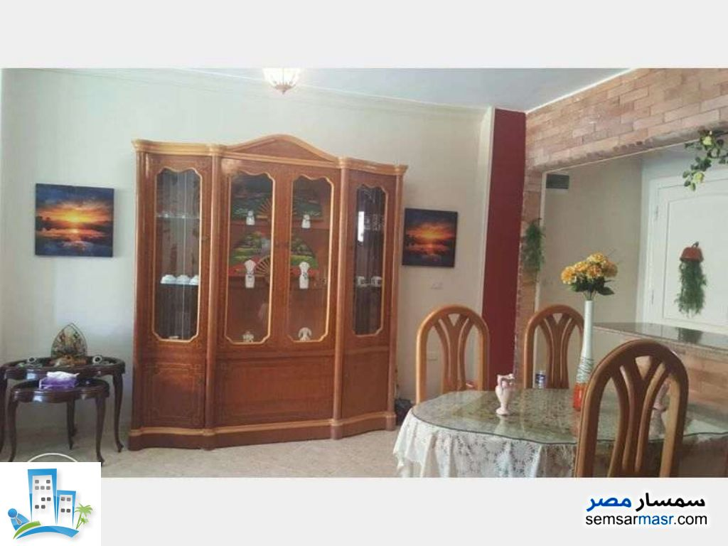 Apartment 3 bedrooms 2 baths 262 sqm super lux For Rent North Coast Alexandira - 4