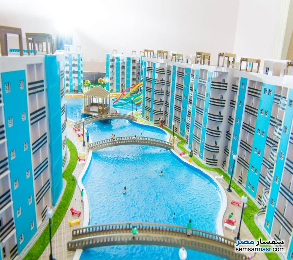 Ad Photo: Apartment 2 bedrooms 1 bath 75 sqm extra super lux in North Coast  Alexandira