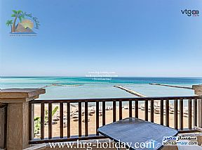 Ad Photo: Apartment 2 bedrooms 1 bath 95 sqm lux in Hurghada  Red Sea