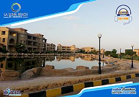 Ad Photo: Apartment 3 bedrooms 3 baths 213 sqm in La Luna Beach  Ain Sukhna