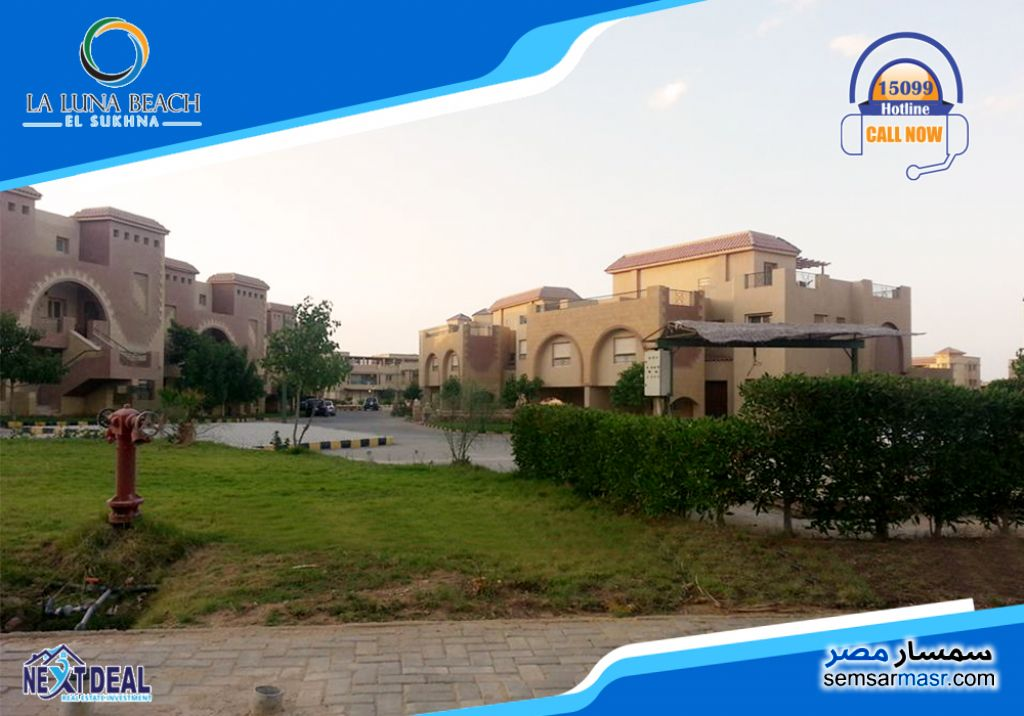 Photo 4 - Apartment 3 bedrooms 3 baths 213 sqm super lux For Sale La Luna Beach Ain Sukhna