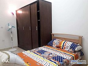 Apartment 2 bedrooms 1 bath 90 sqm extra super lux For Rent Hurghada Red Sea - 14