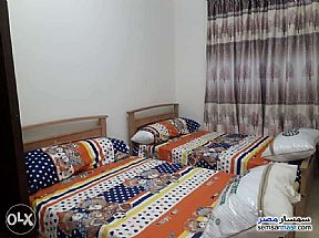 Apartment 2 bedrooms 1 bath 90 sqm extra super lux For Rent Hurghada Red Sea - 15