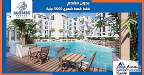 Ad Photo: Apartment 1 bedroom 1 bath 55 sqm extra super lux in North Coast  Alexandira