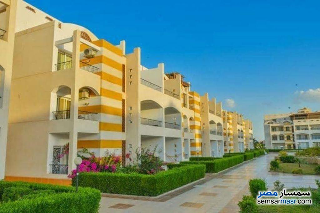 Ad Photo: Apartment 2 bedrooms 1 bath 118 sqm super lux in Ain Sukhna  Suez