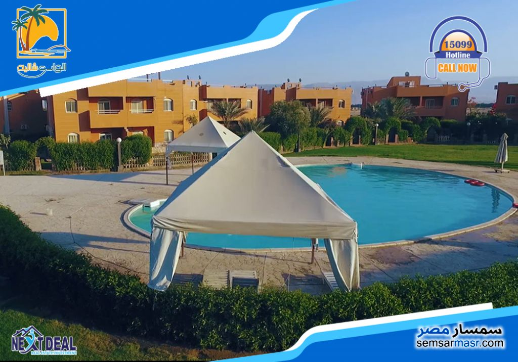 Ad Photo: Apartment 1 bedroom 1 bath 60 sqm super lux in Ain Sukhna