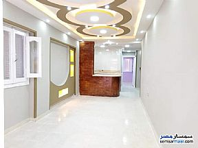 Ad Photo: Apartment 3 bedrooms 1 bath 120 sqm extra super lux in Nakheel  Alexandira