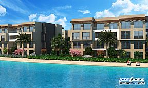 Apartment 1 bedroom 1 bath 70 sqm extra super lux For Sale North Coast Alexandira - 1