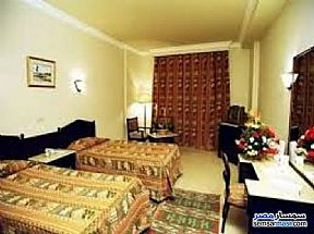Apartment 1 bedroom 1 bath 60 sqm extra super lux For Rent Hurghada Red Sea - 3