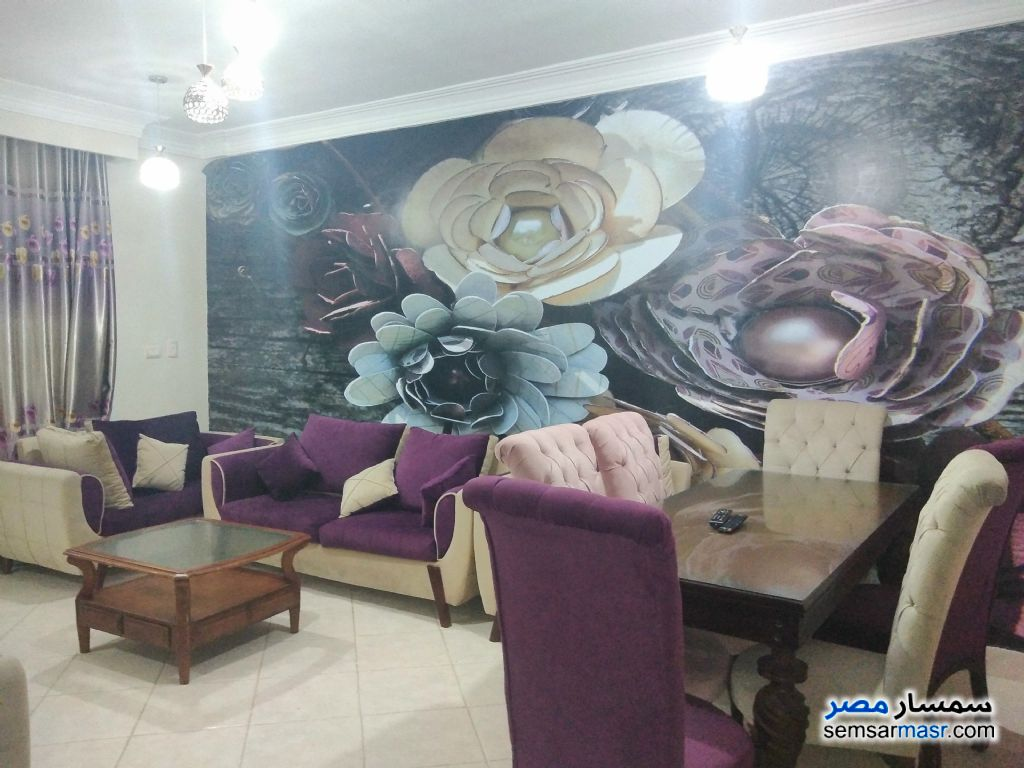 Ad Photo: Apartment 2 bedrooms 1 bath 120 sqm extra super lux in Egypt