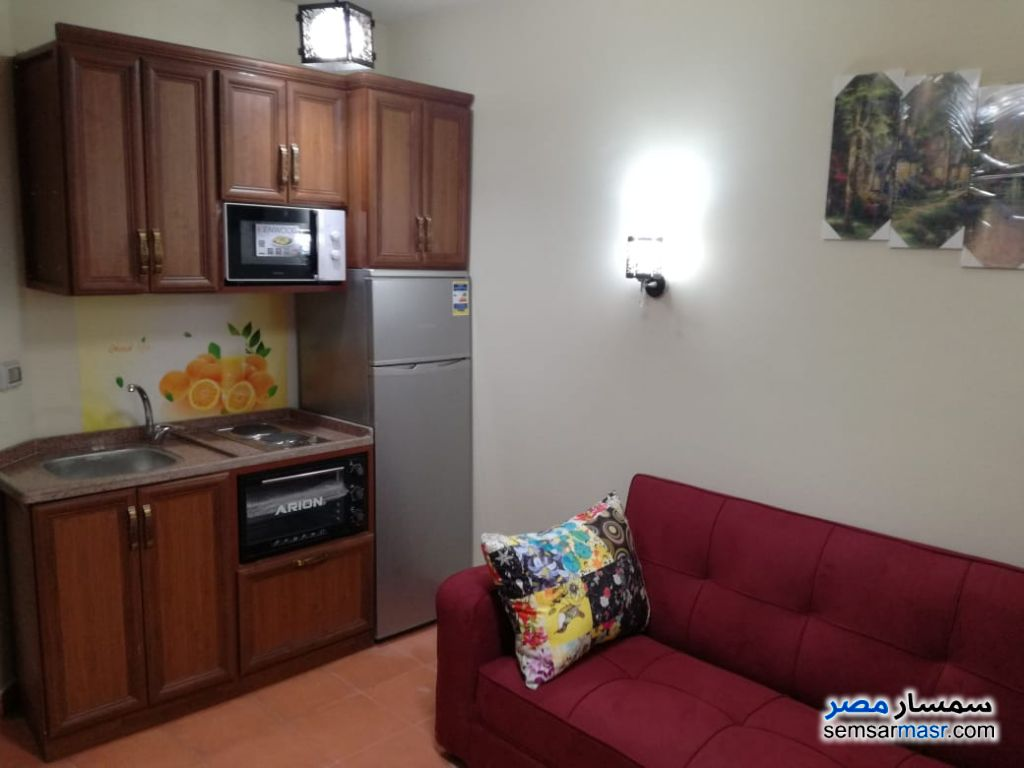 Photo 1 - Apartment 1 bedroom 1 bath 50 sqm super lux For Rent Porto South Beach Ain Sukhna