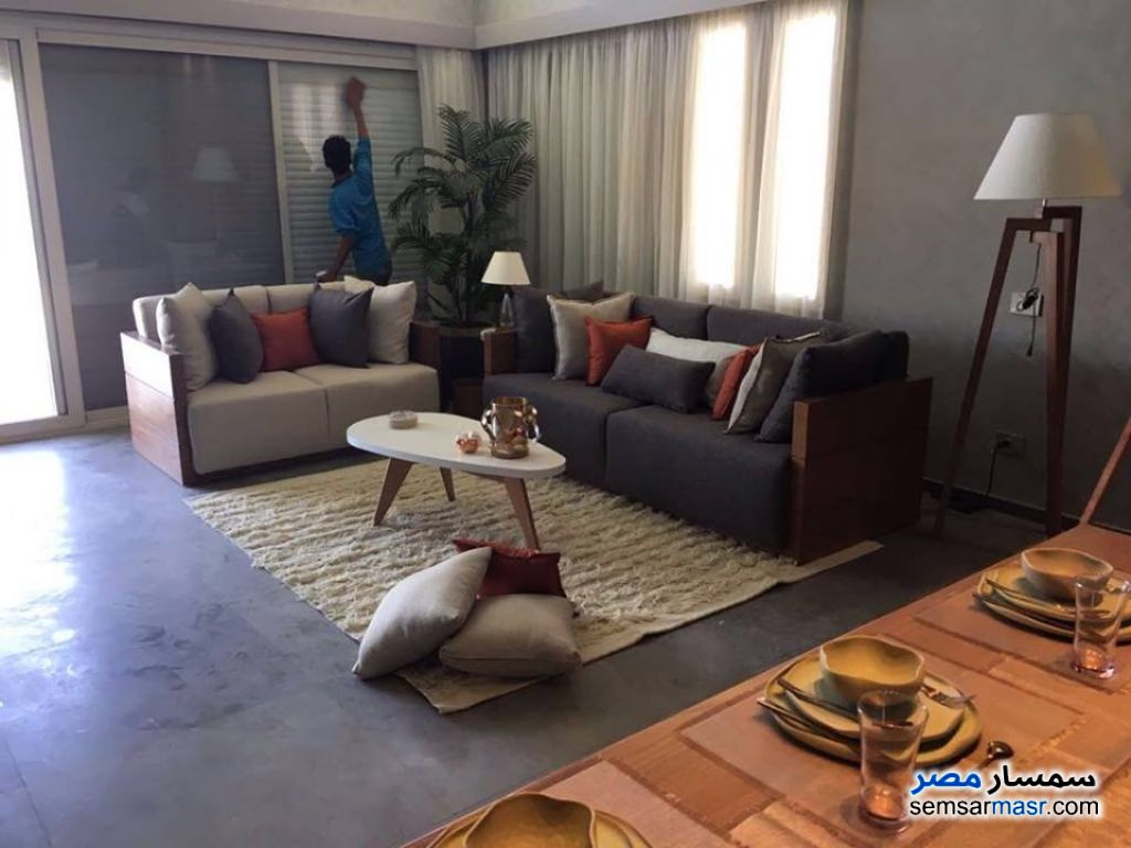 Ad Photo: Apartment 2 bedrooms 2 baths 126 sqm super lux in Ain Sukhna  Suez