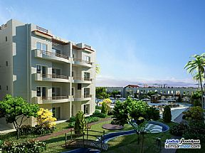 Apartment 1 bedroom 1 bath 44 sqm super lux For Sale Hurghada Red Sea - 2